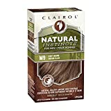 Clairol Natural Instincts Hair Color For Men M9 Light Brown 1 Kit (Pack of 3)