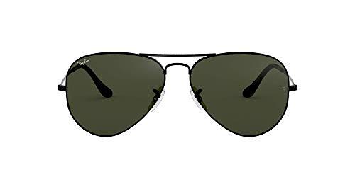 Ray-Ban RB3025 Classic Aviator Sunglasses,...