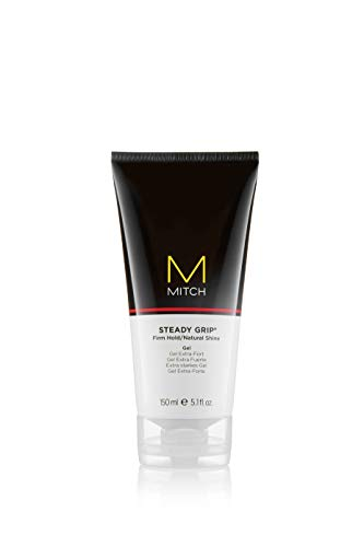 MITCH Steady Grip Hair Gel, 5.1 Fl Oz
