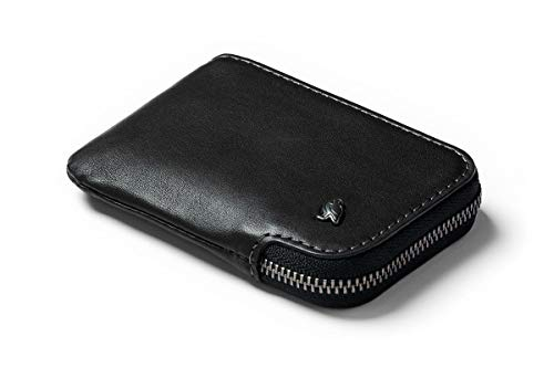 Bellroy Card Pocket (Small Leather Zipper Card...