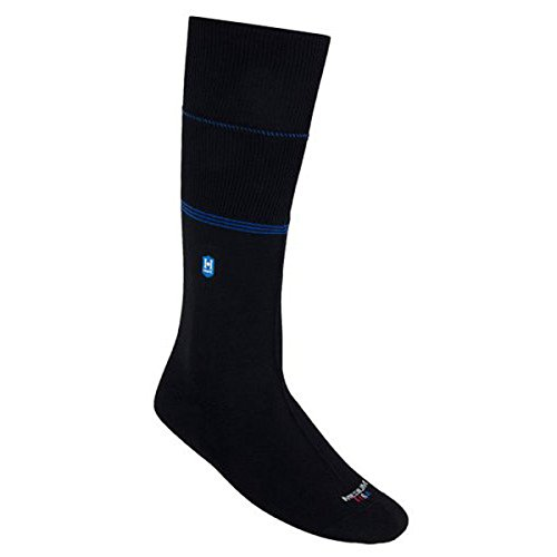 Hanz Submerge Waterproof Socks: Calf-length, Black...