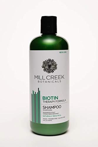 Mill Creek Botanicals Biotin Shampoo and...