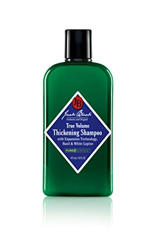 JACK BLACK – True Volume Thickening Shampoo –...