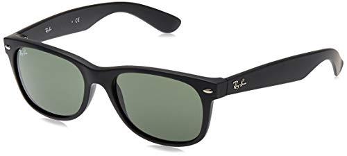 Ray-Ban RB2132 New Wayfarer Sunglasses, Rubber...