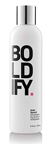 BOLDIFY Hair Thickening Shampoo - All Natural...