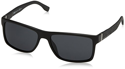BOSS by Hugo Boss Men's B0919s B0919S Rectangular...