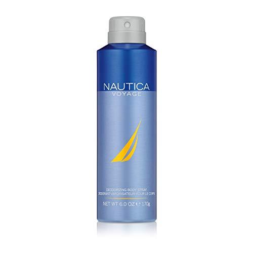 Nautica Voyage Body Spray, 6 Fl Oz