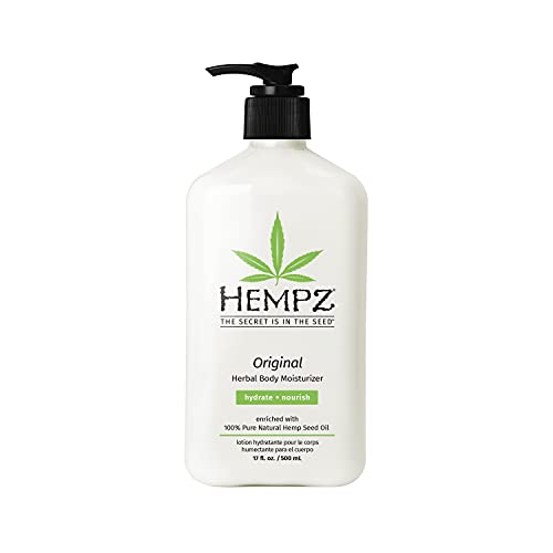 Hempz Original, Natural Hemp Seed Oil Body...