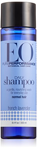 EO Products Everyday Shampoo, French Lavender, 8.4...