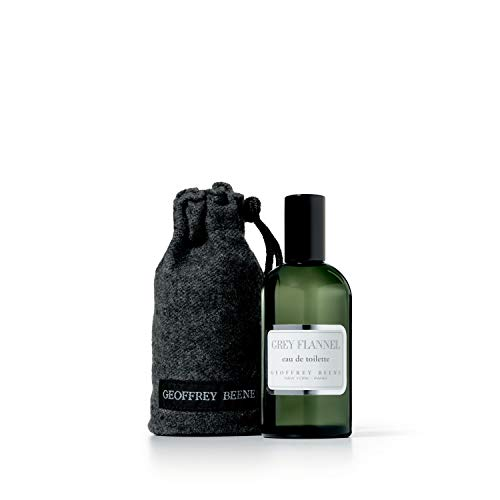 Grey Flannel by Geoffrey Beene Cologne for Men, 4...
