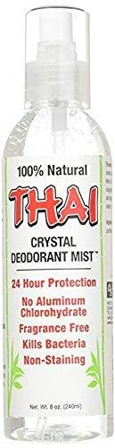 Thai Deodorant Stone Crystal Mist Natural...