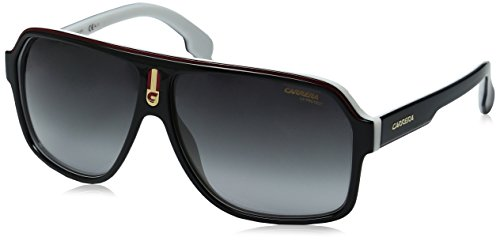 Carrera Men's Ca1001s CA1001S Aviator Sunglasses,...