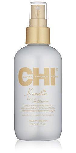 CHI Keratin Leave-in Conditioner ,6 Fl Oz