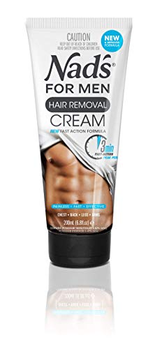 Nad's for Men Hair Removal Cream -  Painless Hair...