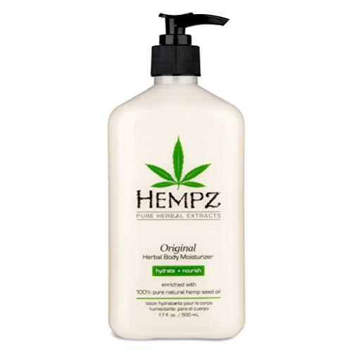 Original, Natural Hemp Seed Oil Body Moisturizer...