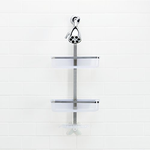 OXO 13153600 Good Grips 3 Tier Shower Caddy