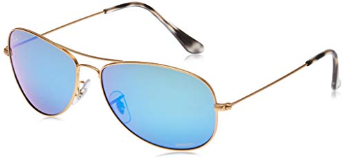 Ray-Ban RB3562 Chromance Aviator Sunglasses, Matte...