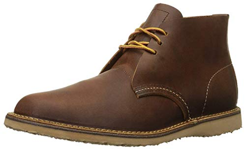 Red Wing Heritage Men's Weekender Chukka, Copper...