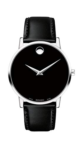 Movado Men's Museum Stainless Steel Watch with...