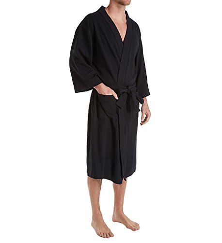 Hanes Big & Tall Ultimate Waffle-Weave Knit Spa...