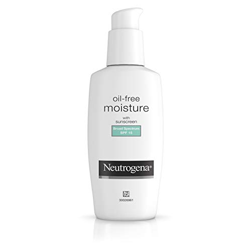 Neutrogena Oil-Free Daily Long Lasting Facial...