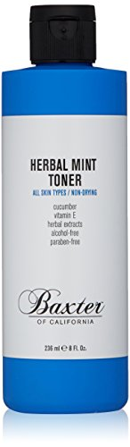 Baxter of California Herbal Mint Toner for Men |...