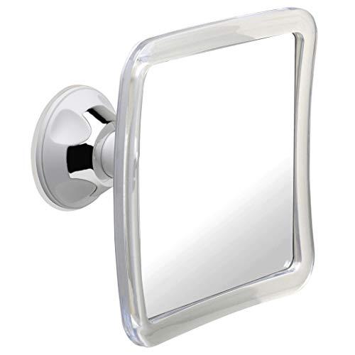 Mirrorvana Fogless Shower Mirror for Fog Free...