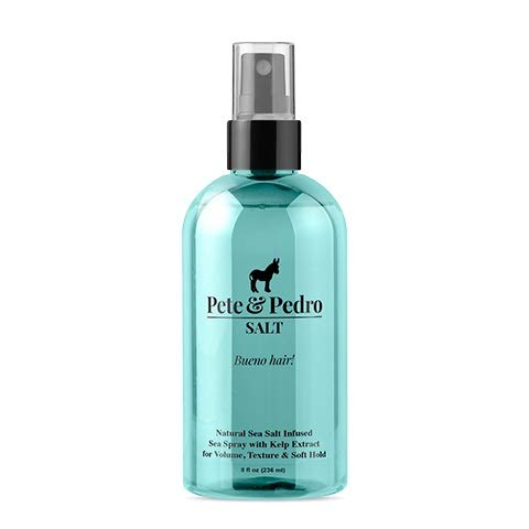 Pete and Pedro SALT - Natural Sea Salt Spray for...