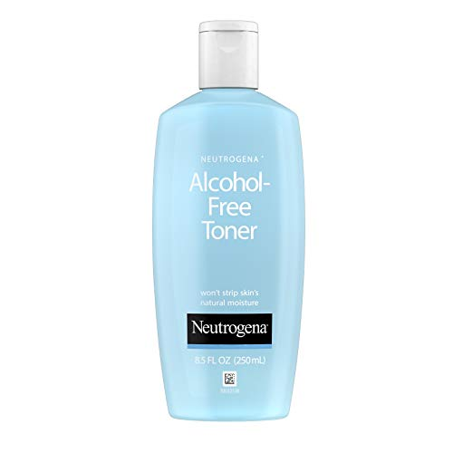 Neutrogena Oil- and Alcohol-Free Facial Toner,...