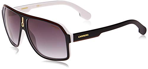 Carrera Men's CA1001/S Pilot Sunglasses, BLACK...