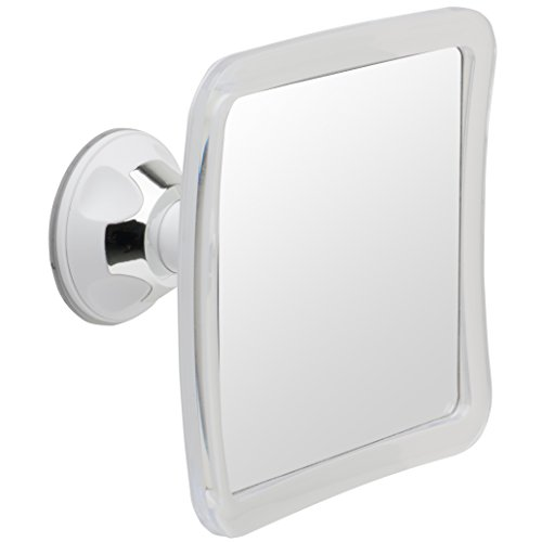 Mirrorvana Fogless Shower Mirror for Fog Free...