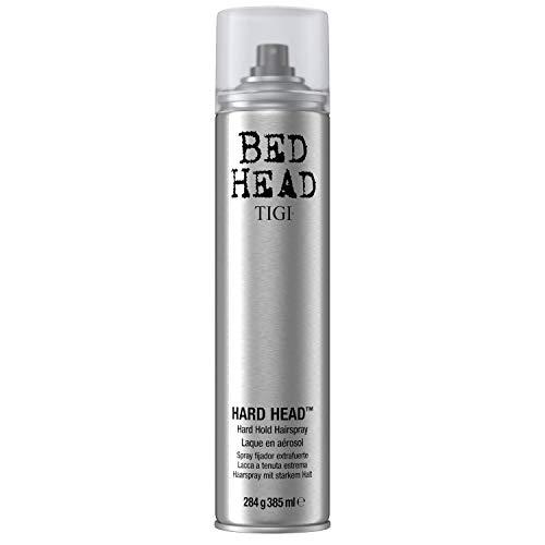 TIGI Bed Hard Head Extra Strong Hold Hair Spray,...