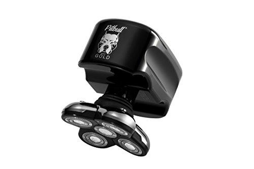 Skull Shaver Pitbull Gold Electric Razor -for a...