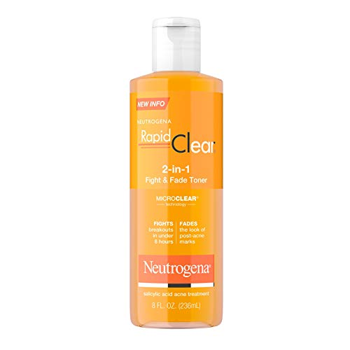 Neutrogena Rapid Clear 2-In-1 Fight & Fade Acne...