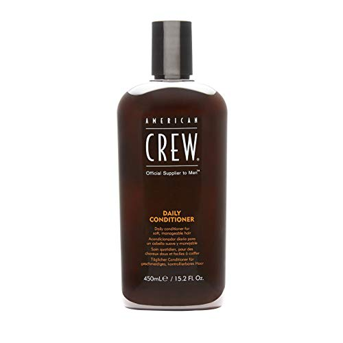 American Crew Daily Conditioner for Men, 15.2 Fl....
