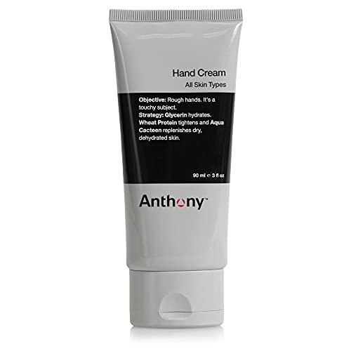 Anthony Hand Cream, 3 Fl Oz. Contains AHA's,...