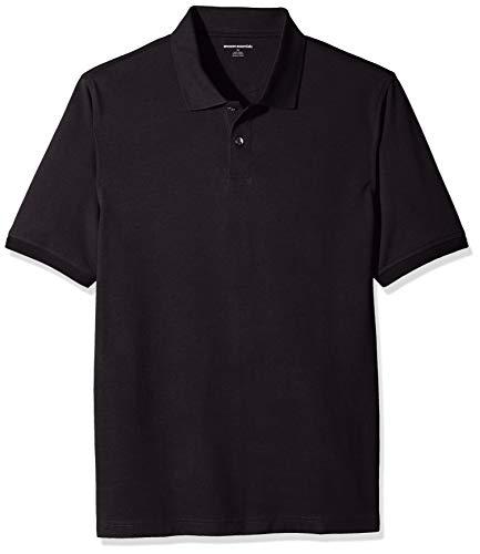 Amazon Essentials Men's Regular-Fit Cotton Pique...