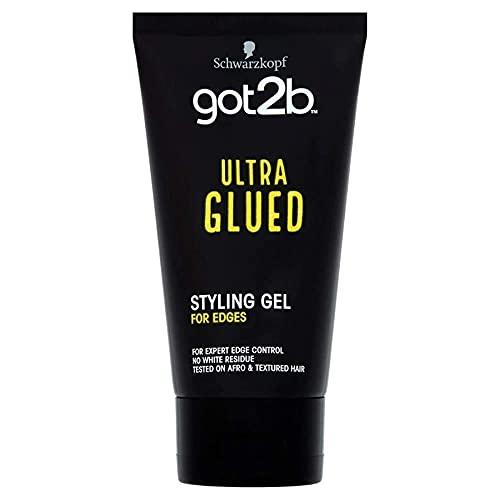 Got2b Ultra Glued Invincible Styling Hair Gel, 6...