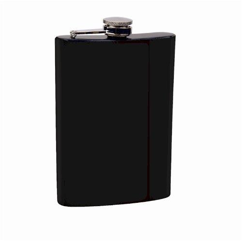Top Shelf Flasks Stainless Steel Hip Flask...