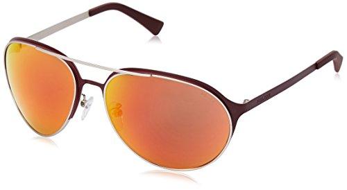 Police Men's S8951M 63504R Aviator Sunglasses,...