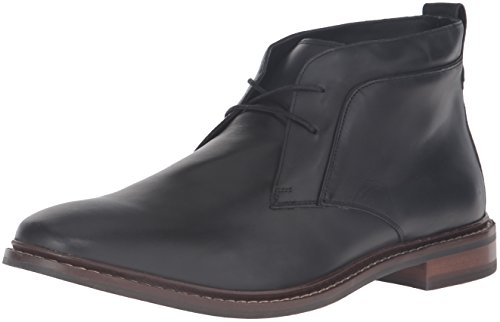 Cole Haan Men's Graydon Chukka Boot, Black, 9.5 M...