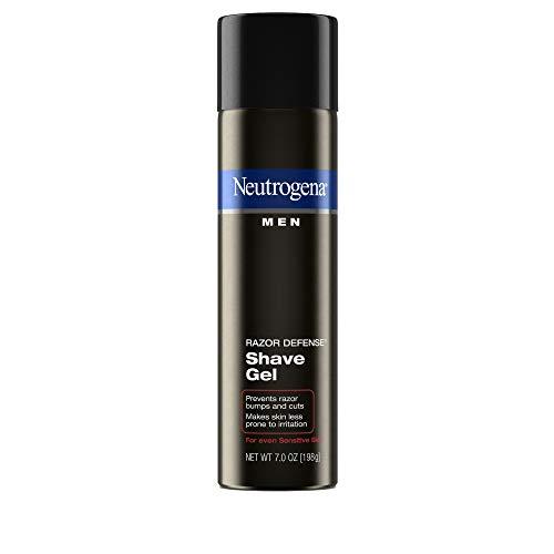 Neutrogena Men Razor Defense Shave Gel for even...