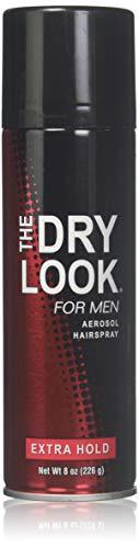The Dry Look, For Men, Aerosol Hairspray, Extra...