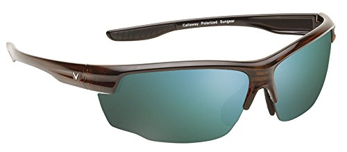 Callaway Sungear Kite Golf Sunglasses - Tortoise ...