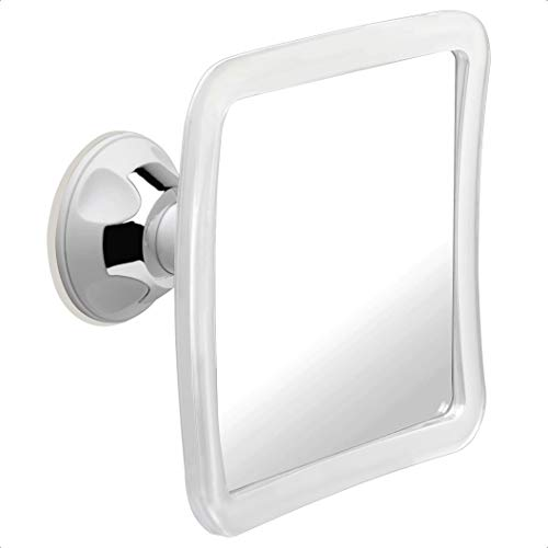Fogless Shower Mirror for Shaving with Upgraded...