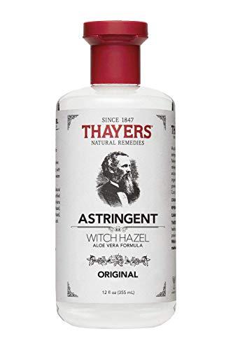 Thayers Witch Hazel with Aloe Vera, Original...