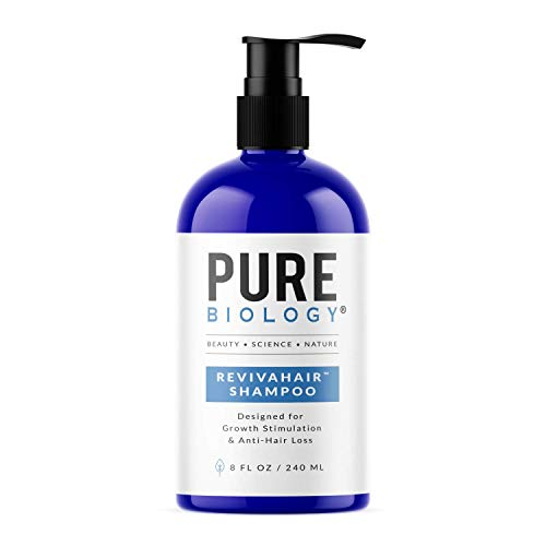 Premium Hair Growth Shampoo with Biotin, Keratin,...