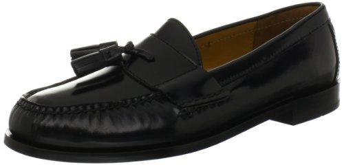 Cole Haan Men's Pinch Tassel Loafer, Black, 9.5 D...