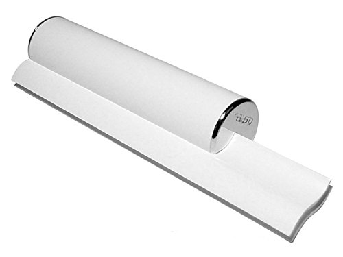 cleret Elite Bath & Shower Squeegee with Chrome...