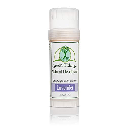 Green Tidings Natural Deodorant - Lavender 2.7oz...